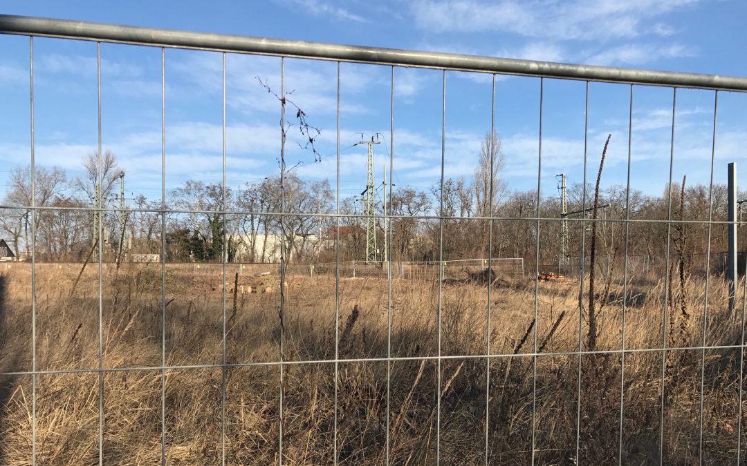 Gleisbrache, Park oder Stadtquartier – Wie geht es weiter am Westkreuz?