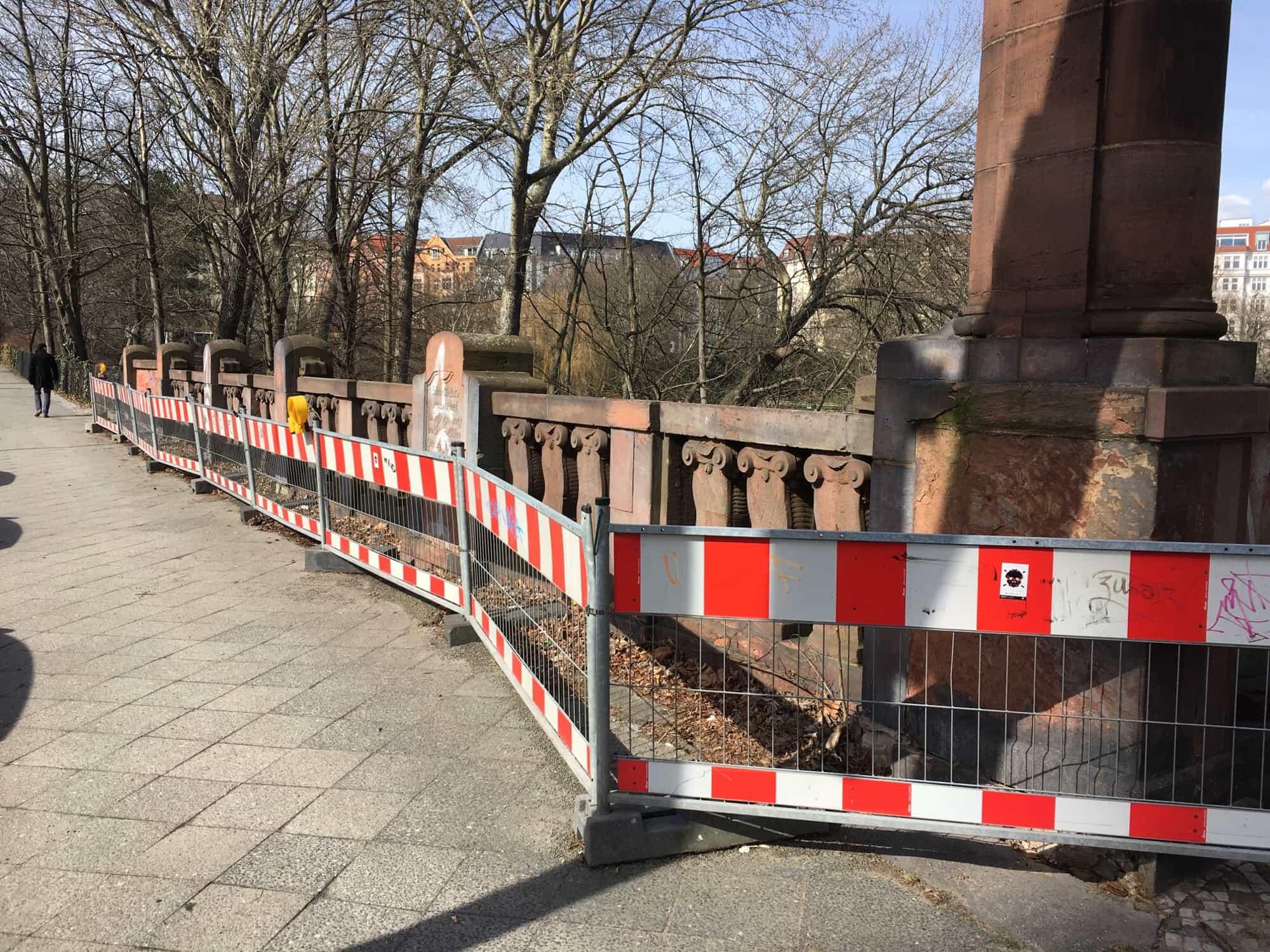 Sanierung der Lietzenseebrücke