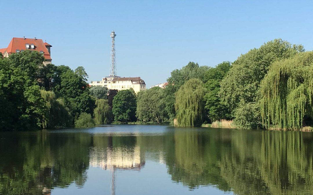 Geschichten über den Lietzensee von Irene Fritsch