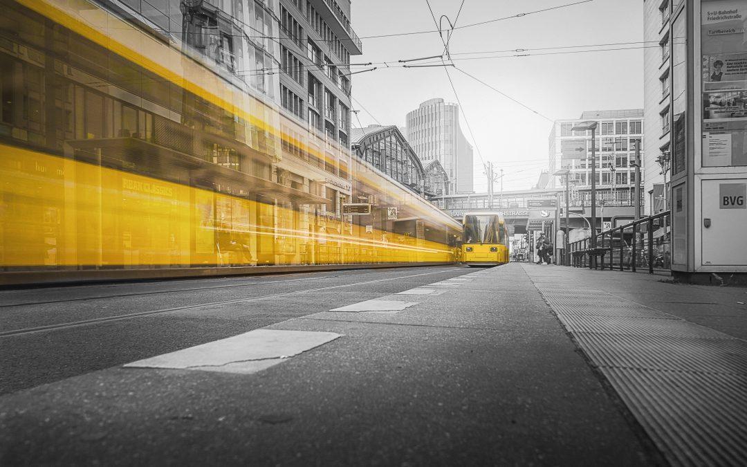 Auf diesen Strecken könnte die Tram durch West-Berlin fahren