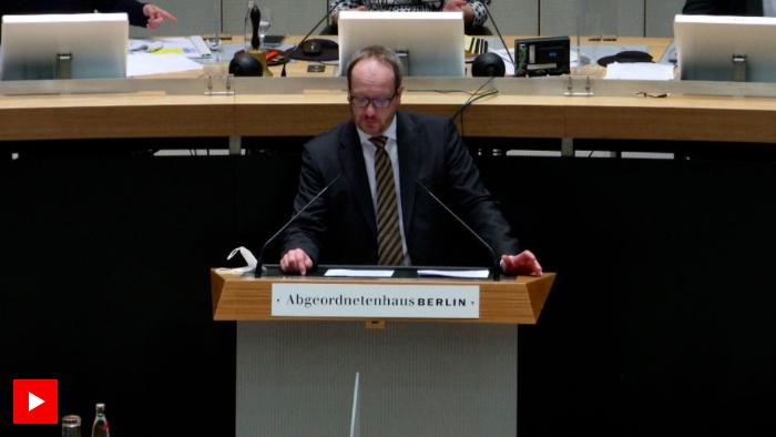 Rede zur Wasserstoff-Strategie Berlin Brandenburg