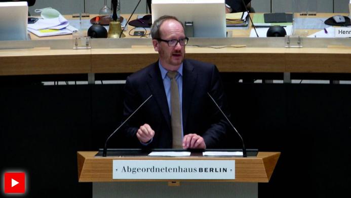 Rede zum Erhalt des Berliner Semesterticket